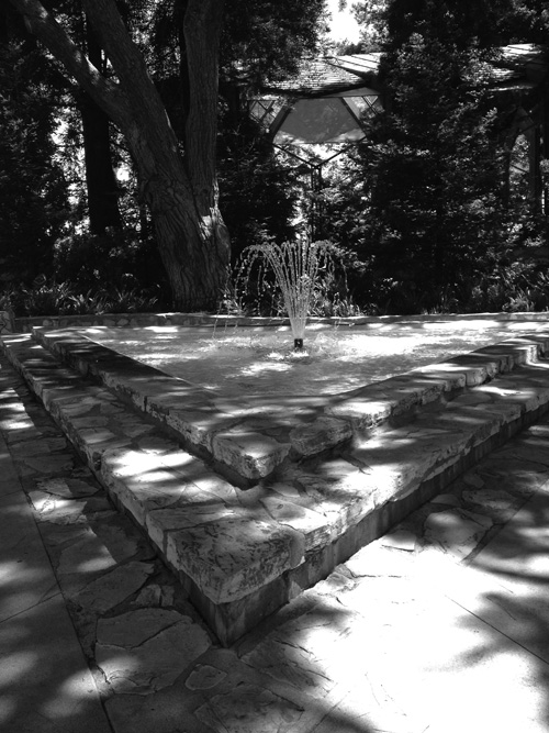 Fountain-webBW